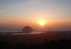 One Dark Night in Morro Bay…