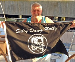 New, Free 'Salty Dawg Rally' Going 'Viral' in the Cruising World