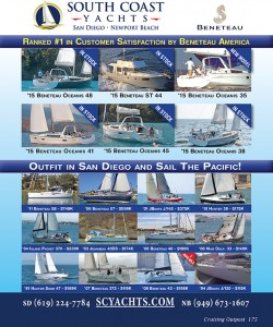 pg 175 South Coast Yachts.indd