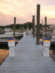 Cruisers Are Welcome at the Port of Delcambre's North Pier Marina