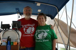 Cruising Couple Raises Money For Childhood Diabetes Camp