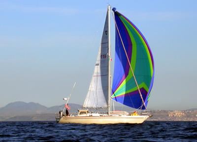 Spinnaker Sailing | Sailboat Tours, Sailboat Rental, Sailing ...