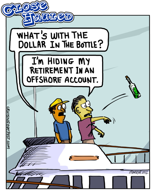 Image result for cruising in retirement cartoons