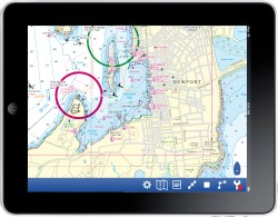 Navigating the New Way – With Tablet and New Charting App from Nv Charts