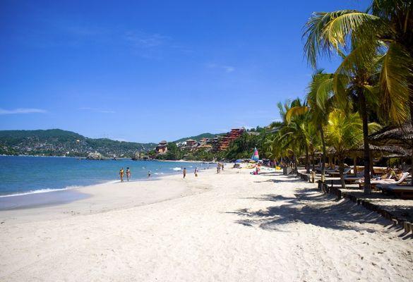 Zihuatanejo Beach Resorts