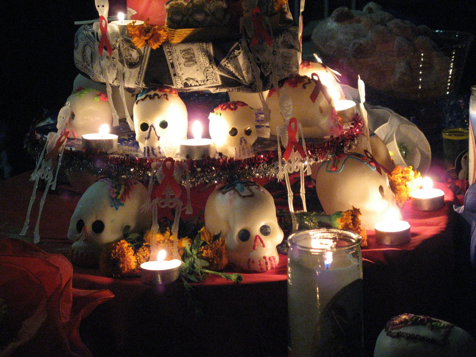 halloween around the world cruising outpost magazine dia de los muertos shrine