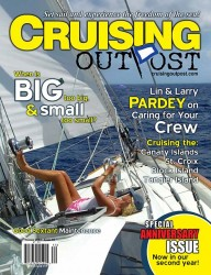 Advanced Look – Cruising Outpost Winter 2013 Issue