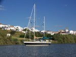 Cruising The River Guadiana
