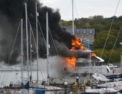 A Very Sad Day for Cowes