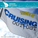 2014 Strictly Sail Miami Cruising Outpost Cruisers' Party!