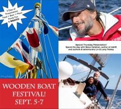 Wooden Boat Festival – Port Townsend, Washington