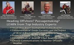 2-Day Seamanship, Weather, Oceanography, Communications, & Boat Outfitting Symposium