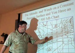 Lee Chesneau's One-Day Basic Marine Weather Course (Miami, Feb 15)