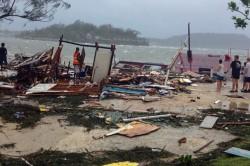 Update: Vanuatu Disaster Relief