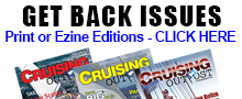 Get Back Issues of Cruising Outpost Magazine!