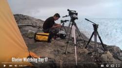 """""""CHASING ICE"""" Captures Largest Glacier Calving Ever Filmed"""
