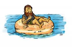 Vintage Attitude – Sugar Donuts