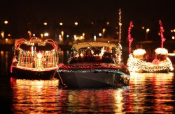 Boot Key Harbor Holiday Boat Parade
