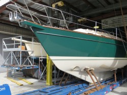 Tour The Island Packet Yacht Factory In Largo, FL (61 Pictures)