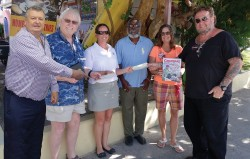 BVI Bash Raffle Raises $1,000 For Youth Sailing