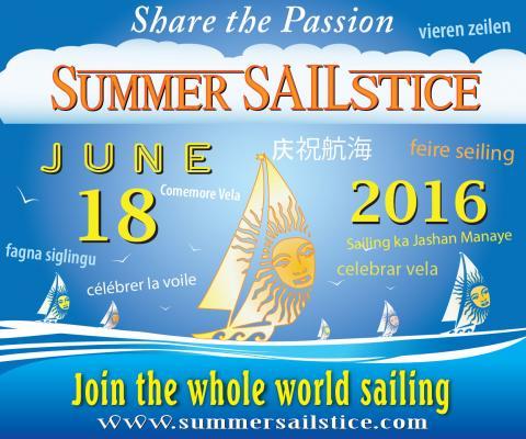 Summer Sailstice 2016